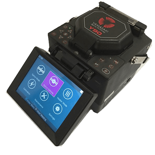 Y90 Fusion Splicer (screen on)