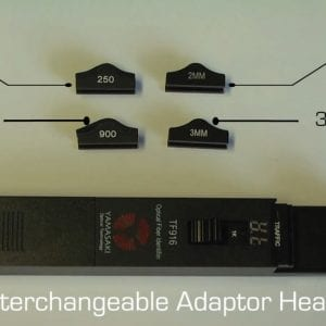 TF916 Interchangable adaptor heads